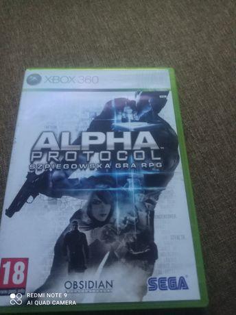 Alpha protocol na a Xbox 360
