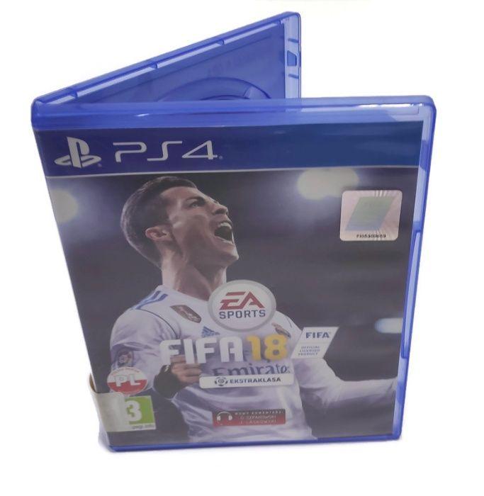 Gra na konsole PS4 FIFA 18 Bydgoszcz - image 1
