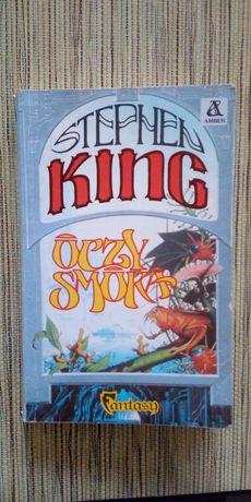 Stephen King * Oczy Smoka * fantasy