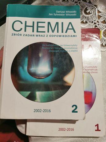 Zbiór zadań chemia Witowski cz. 1 i 2
