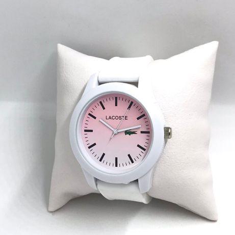 Стильные женские часы Lacoste в 10 цветах