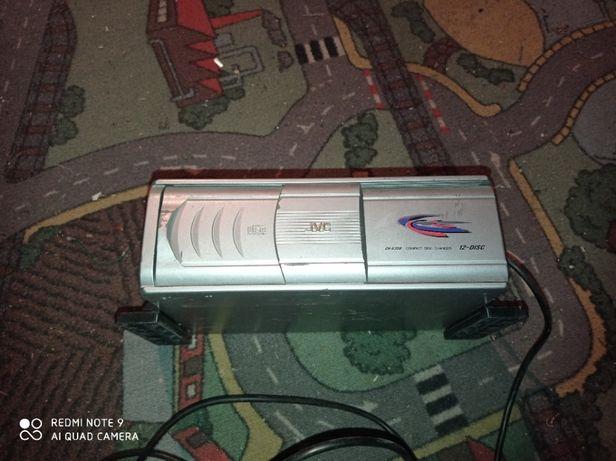 Odtwarzacz wielopłytowy CD JVC CH-X350 12 Disc