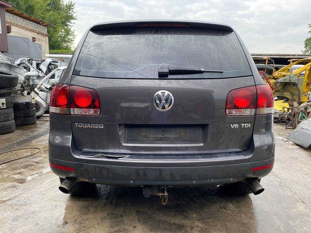 Кришка Крышка багажника Ляда Volkswagen Touareg 2003-2009