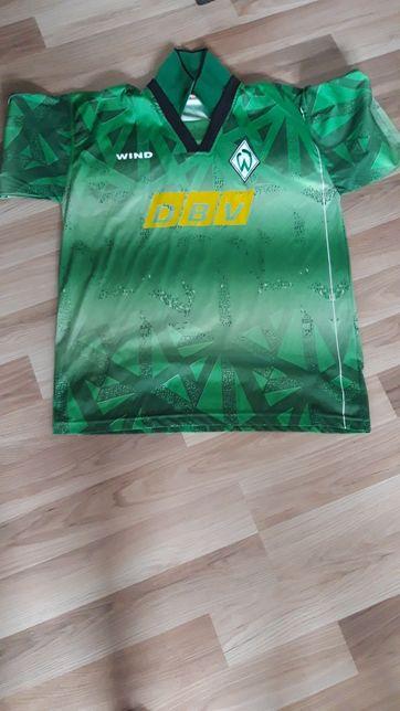 Koszulka retro Werder Brema