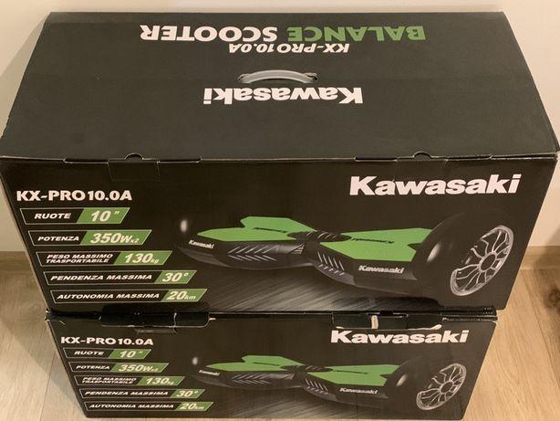 Героскутер Kawasaki original Новий