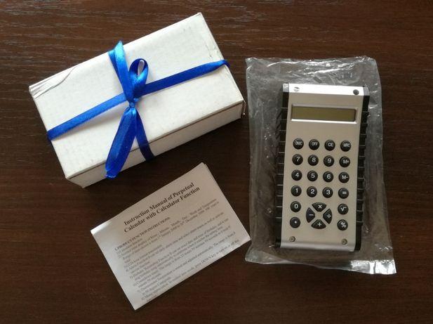 Nowy budzik zegarek alarm kalkulator termometr pomysł na prezent