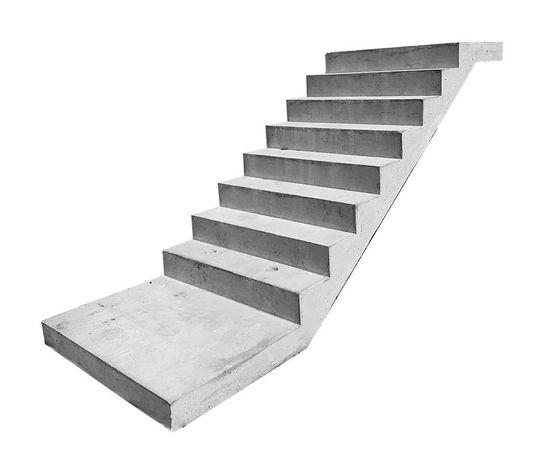 Gotowe Schody Prefabrykowane Betonowe - Żelbetowe - LOCO Owśnice