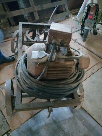 Silnik 7 kw wolnoobrotowy