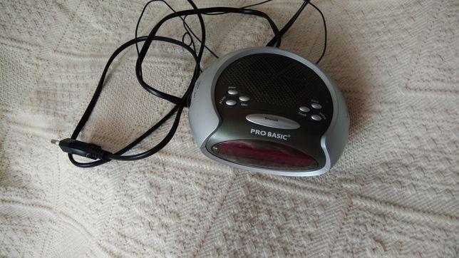 Radio a electricidade e pilha