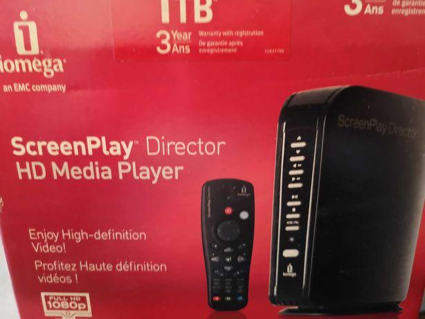 Mediacenter HD media player