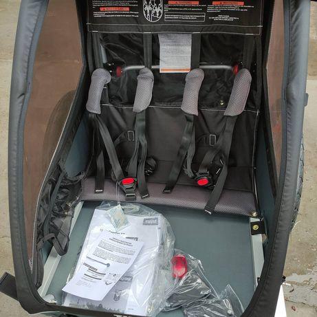 Potestowa przyczepka rowerowa Thule Coaster XT