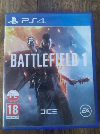 Battlefield 1 wersja pl ps4