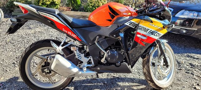 Motor 125cm/6 Staho jak Honda CBR Kategoria B stan fabryczny