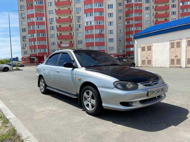 Автомобиль Kia Shuma 2000