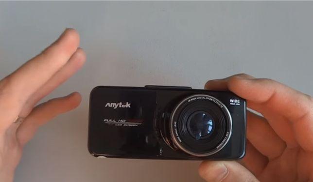 Видеорегистратор с двумя камерами Anytek g66