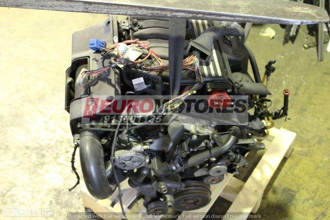 141044 - Motor Completo BMW e46 320d [ 204D1 ]
