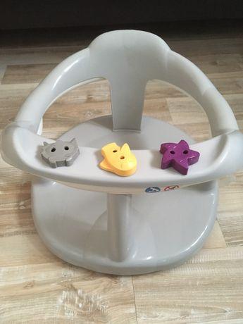 Krzesełko do kąpieli siedzisko do kąpania Aquababy