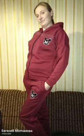 Продам утеплённый спортивный костюм