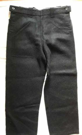 Продам новые сварочные (войлочные), рабочие защитные штаны времён СССР