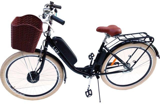 Электровелосипед Дорожник LUX 26''