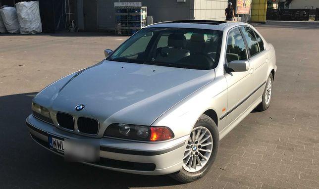 BMW E39 LPG, opony zimowe, felgi