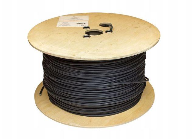 Przewód kabel solarny fotowoltaika 6mm H1Z2Z2-K czarny