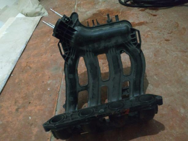 Пластиковый рессивер, коллектор впуск. 16кл. на ВАЗ-2112