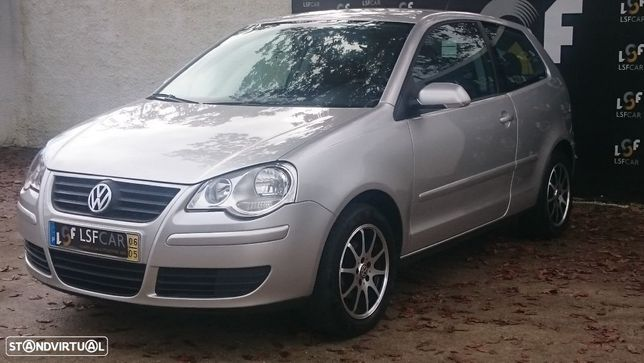 VW polo 1.4 tdi 75cv a.c, j.l.l, estimado