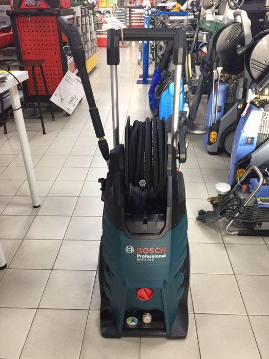 Lavadora de Alta Pressão Bosch GHP 5-75 X Amora - imagem 1