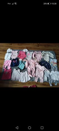 Ciuszki dla dziewczynki rozmiar 62 - 68