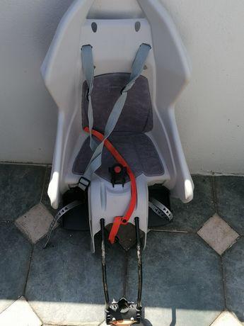 Cadeira porta crianças Polisport