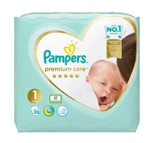 Pampers Premium Care roz.1 (156 szt.)