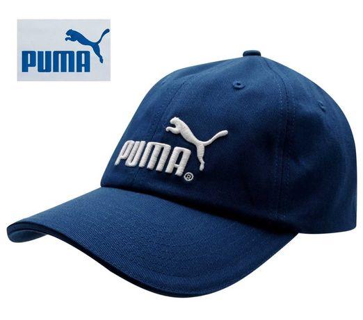 100% оригинал кепка Puma Пума Navy мужская 100% хлопок