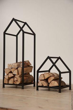 Дровница, подставка для дров в стиле LOFT