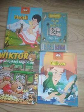 Guliwer, Heidi, Wiktor w wiejskiej zagrodzie, Gacie na maszt