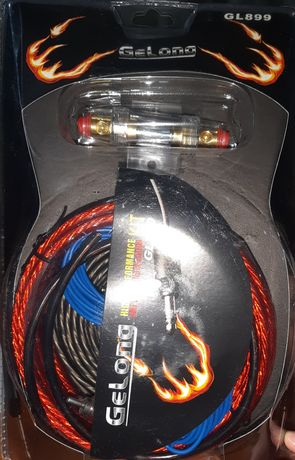 Продам кабеля для сабвуфера