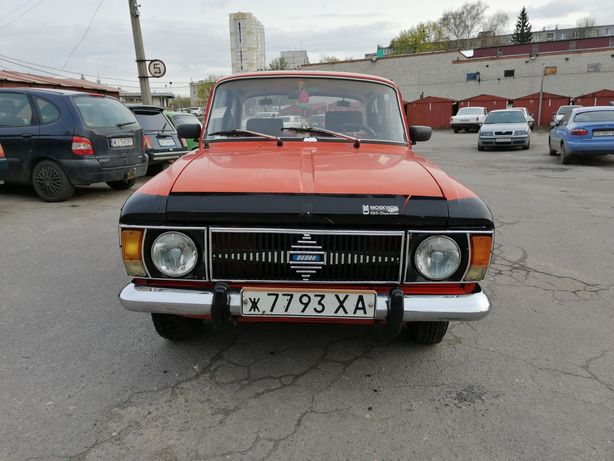 Продам Москвич ИЖ 412