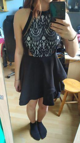 Sukienka mini r.36