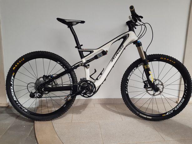 Bicicleta specialized stumpjumper pro carbono