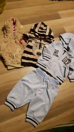 Bluzy dres rozm. 68