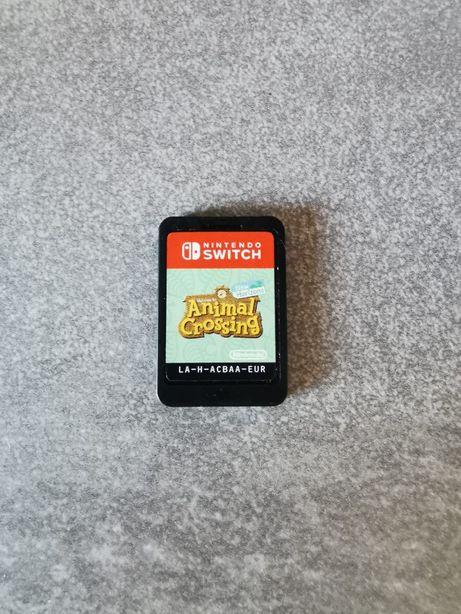 Animal Crossing Nintendo Sswitch ( LUBLINIEC ) Wymiana