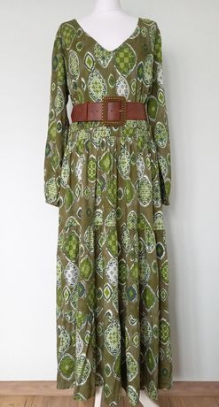 Nowa sukienka boho 44