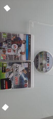 PES e Fifa 13 e 12 para PS3