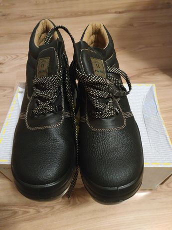 Buty polstar czarne
