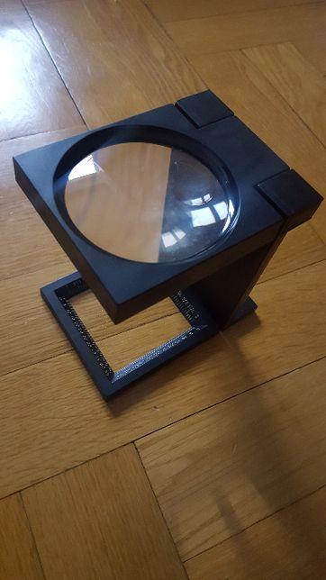 Lupa stojąca składana Folding Magnifier