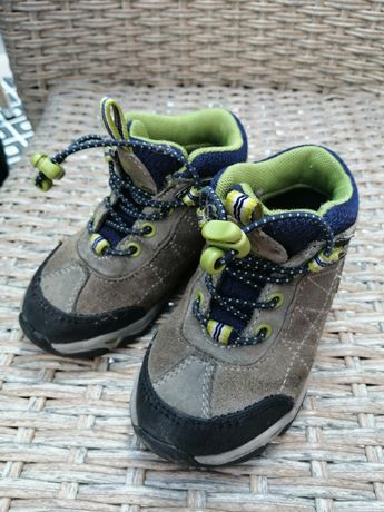 Timberland skorzane zielone buty r. 23