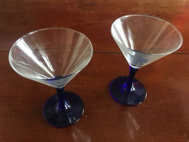 2 copos cocktail