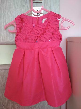 Sukienka dla małej księżniczki 74