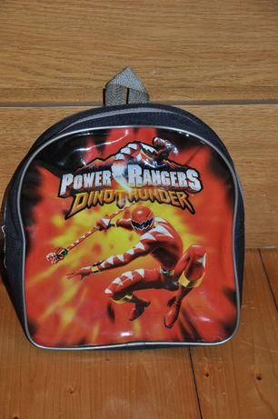 plecak, plecaczek Power Rangers