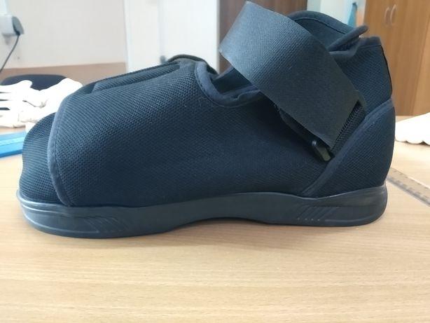 Обувь при трофических ранах, диабетической стопе